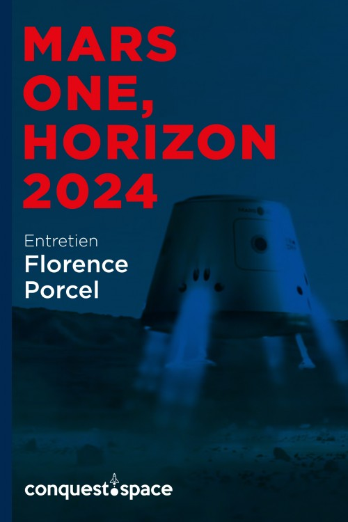 MARS ONE, HORIZON 2024